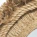 Stoneleigh & Roberson Natural Barts Hemp Rope Wall Mirror