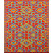 Ground Work Rugs Design Modern Outdoor Rug Chatai in Rust