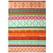 Ground Work Rugs Multi-Colour Chatai Classic Outdoor Rug