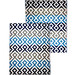 Ground Work Rugs Blue & Grey Chatai Classic Outdoor Rug