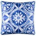 Kas Blue Zillya Outdoor Cotton Cushion