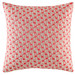 Kas Coral Mini Flamingo Linen-Blend Cushion