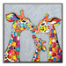 Our Artists' Collection Andy & Amy McZoo Printed Wall Art by Steven Brown