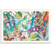 Our Artists' Collection Wild Forest Printed Wall Art