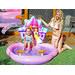 Splash Time Princess Garden Pool