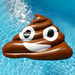 Splash Time Giant Poo Lounge