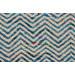 Atlas Flooring Aqua Ibiza Wool-Blend Rug