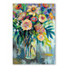 Americanflat Summer Happiness Printed Wall Art