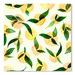 Americanflat Wild Lemons Printed Wall Art