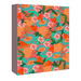 Americanflat Colourful Floral Printed Wall Art