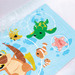 Dreambaby Aqua Friends Kid's Anti-Slip Bath Mat