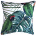 Glamour Paradise Bahamas Bird Outdoor Cushion