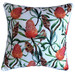 Glamour Paradise Bottle Brush Flower Outdoor Cushion