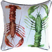 Glamour Paradise Marine Lobster Outdoor Cushion
