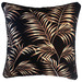 Glamour Paradise Black Bellagio Palm Outdoor Cushion
