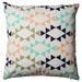 Linea Furniture Solomon Geometric Cushion