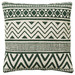 Linea Furniture Green Aztec Print Tara Cotton Cushion