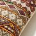 Linea Furniture Darrien Tasselled Cotton-Blend Cushion