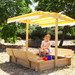 Lifespan Kids Skipper Sand Pit with Canopy