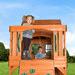 Outdoor Kids Hillcrest Cedar Wood Play Centre