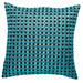 Luxotic Teal Willow Cushion