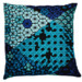 Luxotic Trinity Embroidered Cushion