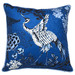 Luxotic Empress Garden Velvet Cushion