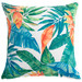 Rapee Multi-Coloured Andres Melon Outdoor Cushion