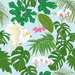 Art Illusions Tropical Orchids 3 Canvas Wall Art