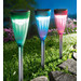 Lexi Lighting 3 In 1 Solar RGB LED Path Light