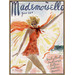 Arthouse Collective Mademoiselle Drop Shadow Framed Canvas Wall Art