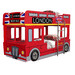 VIC Furniture Red London Bus Bunk Bed