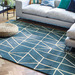Scion Denim Viso Hand-Tufted Wool Rug