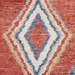 Temple & Webster Multi-Coloured Haven Wool Rug