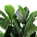Temple & Webster 90cm Potted Faux Fiddle Leaf Fig Tree