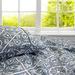 Odyssey Living Denim Portugal Thermal Microfibre Flannelette Sheet Set