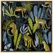 Sunday Homewares Jungle Life & Tigers Framed Canvas Wall Art
