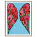 Anna Blatman Angel Wings Printed Wall Art by Anna Blatman