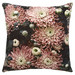 L & M Home Floral Petal Cotton Cushion