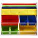Levede 3 Tier Kids' Bookcase & Toy Shelf