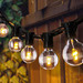 Levede 20m Vintage Style Clear Festoon Light