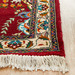 The Handmade Collection 392 x 89cm Persian Hand-Knotted Wool Tabriz Runner