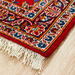The Handmade Collection 394 x 97cm Persian Hand-Knotted Wool Kashan Runner