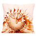 Splosh Flourish Contrast Sunflower Cotton Cushion