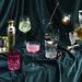 Bohemia Crystal 7 Piece Times Crystal Decanter & Tumblers Set