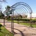 The Complete Garden 300cm Metal Garden Gazebo