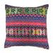 Bohemia & Co Pink Jacquard Cotton Cushion