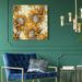 Gioia Wall Art Sunflower Canvas Wall Art