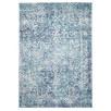 Blue Art Moderne Cezanne Rug