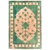 Salomea Pure Wool Vintage Persian Rug
